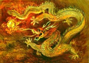 Wisdom Dragon
