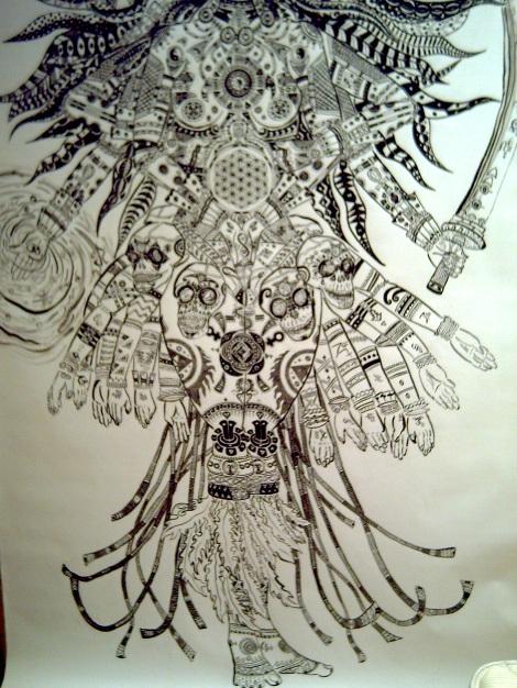 shamana 3