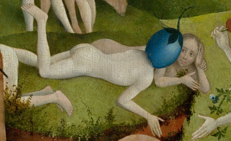 bosch_hieronymus_-_the_garden_of_earthly_delights_center_panel_-_detail_man_with_a_plum_as_head_lower_right